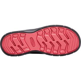 Keen Hikeport Mid WP - Chaussures Enfant - rose/bleu